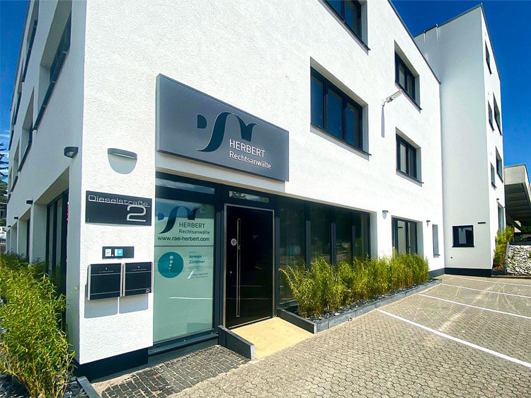 Gebäude Herbert Rechtsanwälte - Saarbrücken-Güdingen