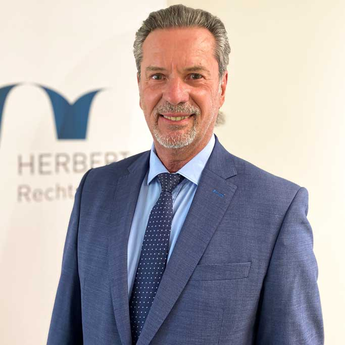 Jürgen Fried - Rechtsanwalt und Oberbürgermeister - Herbert Rechtsanwälte Saarbrücken