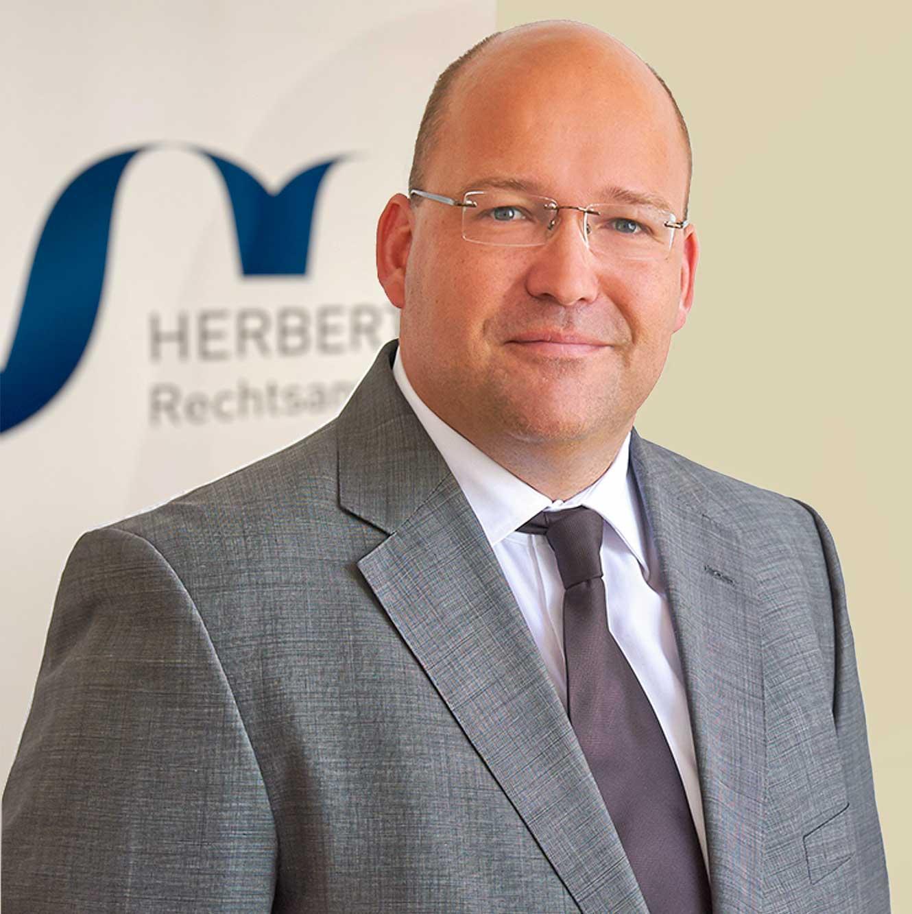 Stefan-Marc Rehm - Fachanwalt für Strafrecht - Herbert Rechtsanwälte Saarbrücken